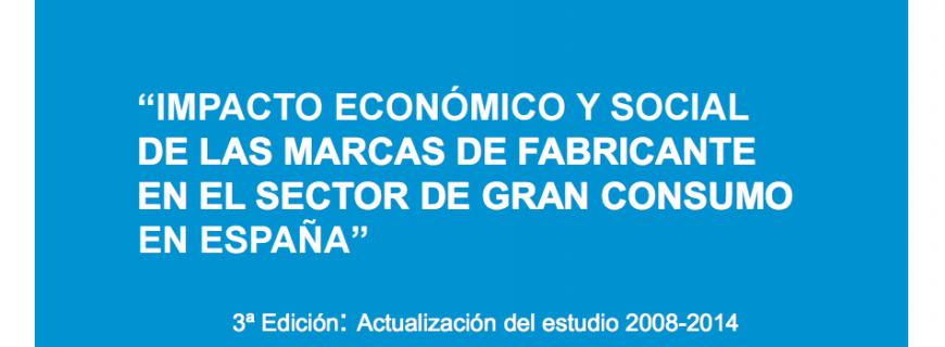 ESADE analiza el impacto económico y social de las Marcas de Fabricante en España